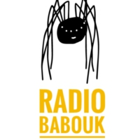 Logo of radio station radio babouk