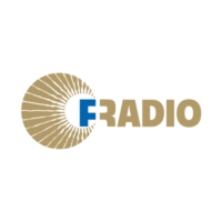 Logo of radio station RADIO-LA-F