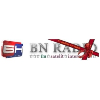 Logo of radio station Radio BN