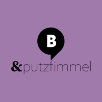 Logo of radio station & Putzfimmel. Von barba radio