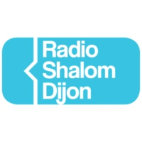 Logo of radio station Radio Shalom Dijon