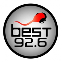Logo of radio station Best Radio 92.6 FM