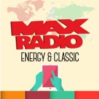 Logo de la radio MAX RADIO