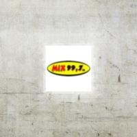 Logo of radio station Mix FM 99.7