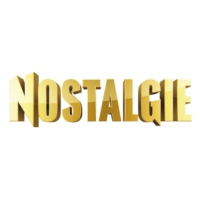 Logo of radio station Nostalgie Belgique