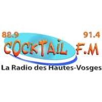 Logo de la radio Cocktail FM