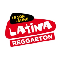 Logo of radio station LATINA REGGAETON
