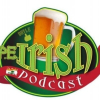 Logo of radio station PE Irish Radio