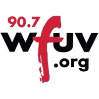 Logo of radio station WFUV Public Radio