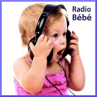 Logo of radio station Radio Bébé