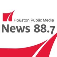 Logo of radio station KUHF News 88.7