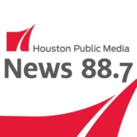 Logo de la radio KUHF News 88.7