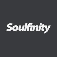 Logo of radio station Soulfinity Radio