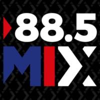Logo of radio station XHIL MIX 88.5
