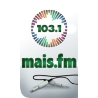 Logo of radio station Mais FM 103.1