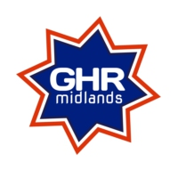 Logo of radio station GHR Midlands UK