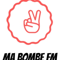 Logo of radio station Ma Bombe FM