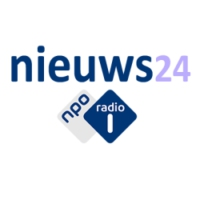 Logo of radio station NPO Radio Nieuws 24