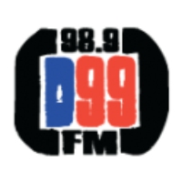 Logo of radio station D99 FM