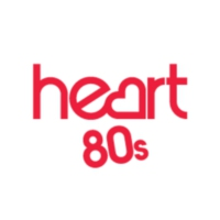 Logo of radio station Heart 80s