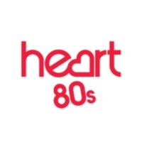 Logo of radio station Heart 80s