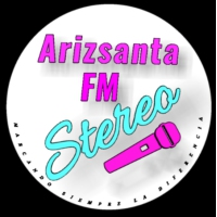 Logo of radio station ARIZSANTA FM STEREO