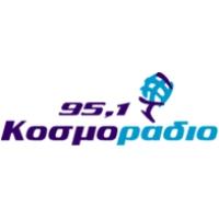 Logo de la radio Cosmo Radio 95.1 FM