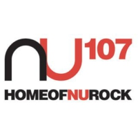 Logo of radio station NU107 Rock Stream