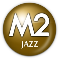 Logo of radio station M2 JAZZ