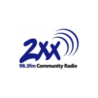 Logo of radio station 2XXfm