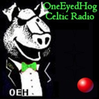 Logo of radio station One Eyed Radio