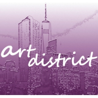 Logo of radio station art district