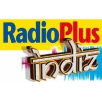 Logo of radio station RadioPlus Indiz