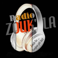 Logo of radio station ZOUK' LA