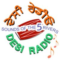 Logo de la radio Desi Radio 1602 AM
