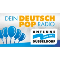 Logo of radio station Antenne Düsseldorf - Deutschpop Radio