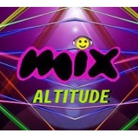 Logo of radio station Mix Altitude