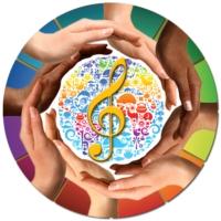 Logo of radio station UbuntuFM Jazz Radio