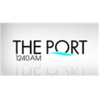 Logo of radio station The Port