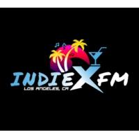 Logo de la radio INDIE X FM