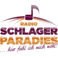 Logo of radio station Schlager Paradies