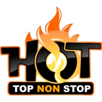 Logo of radio station Hot FM