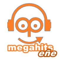 Logo of radio station MEGAHITS EÑE