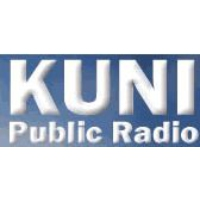 Logo of radio station KUNI NPR 91 FM