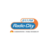 Logo de la radio Radio City Hindi