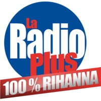 Logo of radio station La Radio Plus - 100% Rihanna