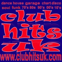 Logo of radio station ClubHitsUK