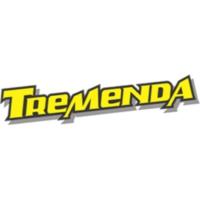 Logo of radio station XHCJZ Tremenda 105.1 FM