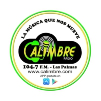 Logo of radio station Calimbre Radio 107.4 FM
