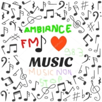 Logo of radio station Ambiances fm